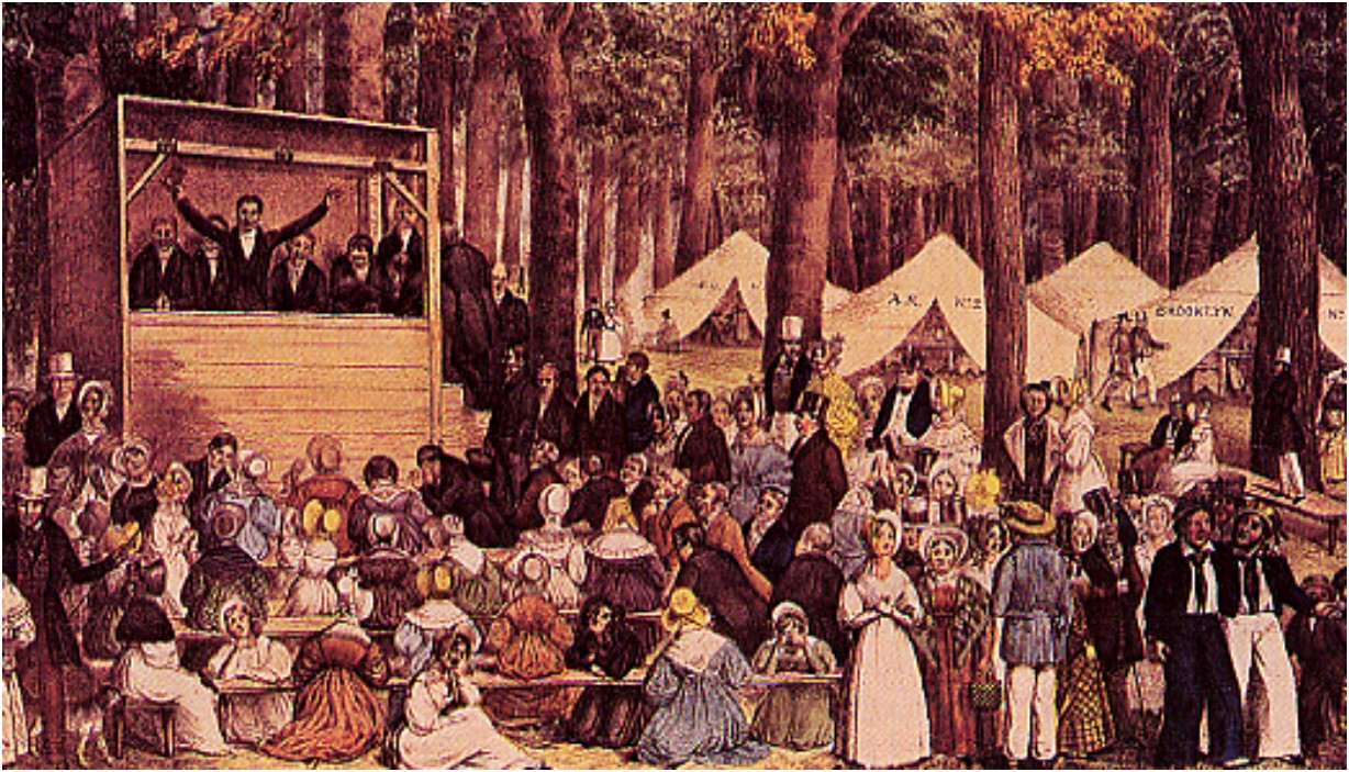 religion in american history great awakening essay The great awakening refers to a number of periods of religious revival in american christian historyhistorians and theologians identify three or four waves of increased religious enthusiasm occurring between the early 18th century and the late 20th century.