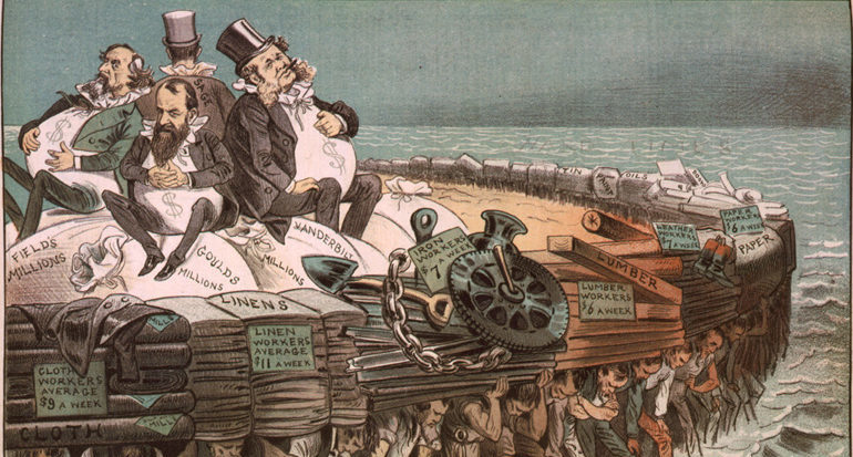 New Gilded Age or Old Normal? - American Affairs Journal